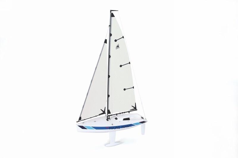 Segelboot Racing Micromagic, Ready for HoTT (RFH)