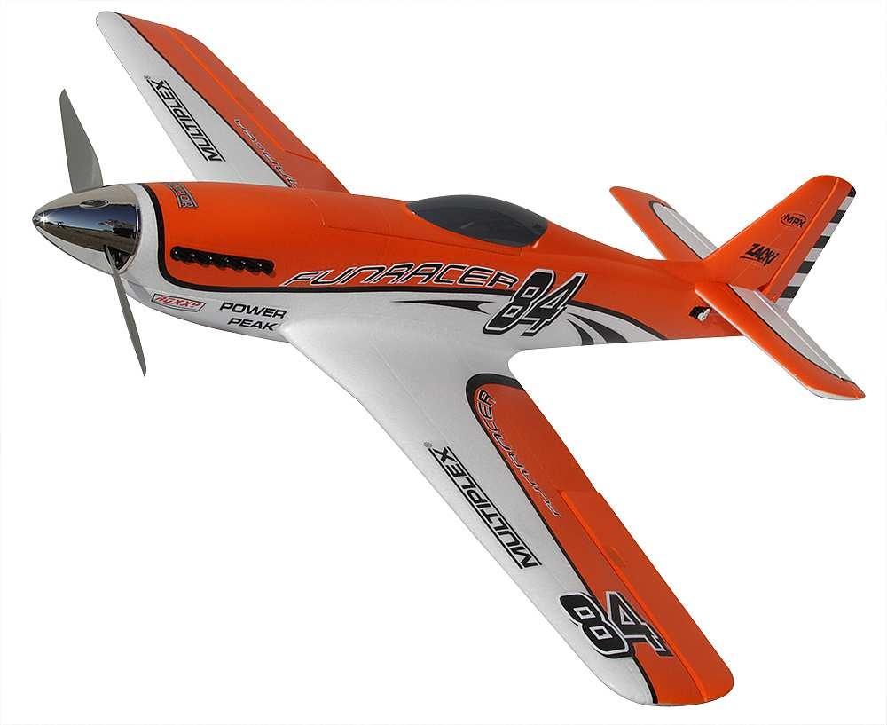 Multiplex RR FunRacer orange Edition