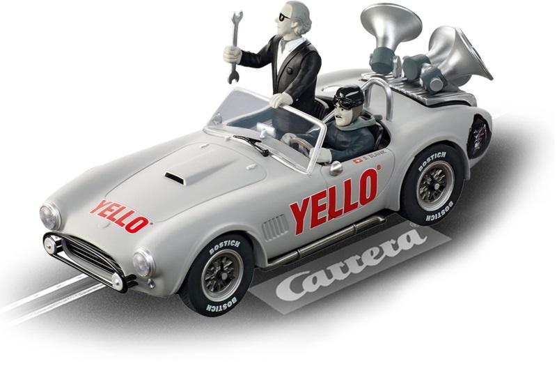 DIG 132 Shelby Cobra 289 YELLO