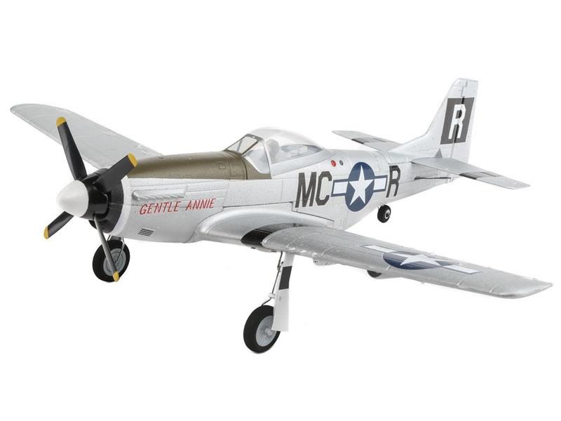 UMX P-51 BL BNF Basic