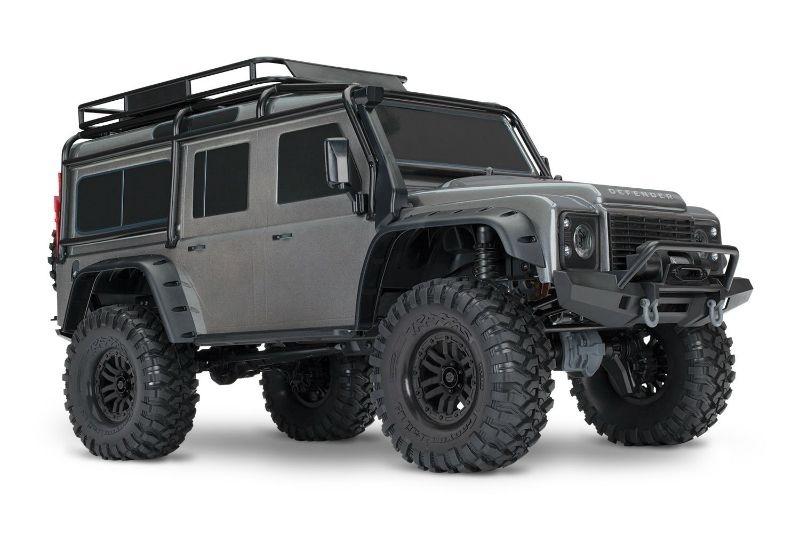 TRAXXAS TRX-4 Land Rover Crawler silber
