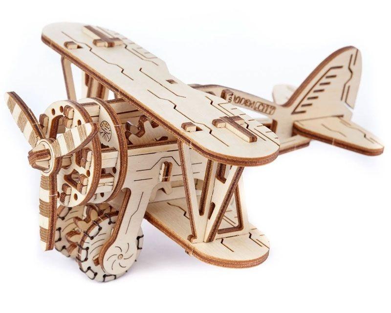 Doppeldecker 3D-tec Bausatz