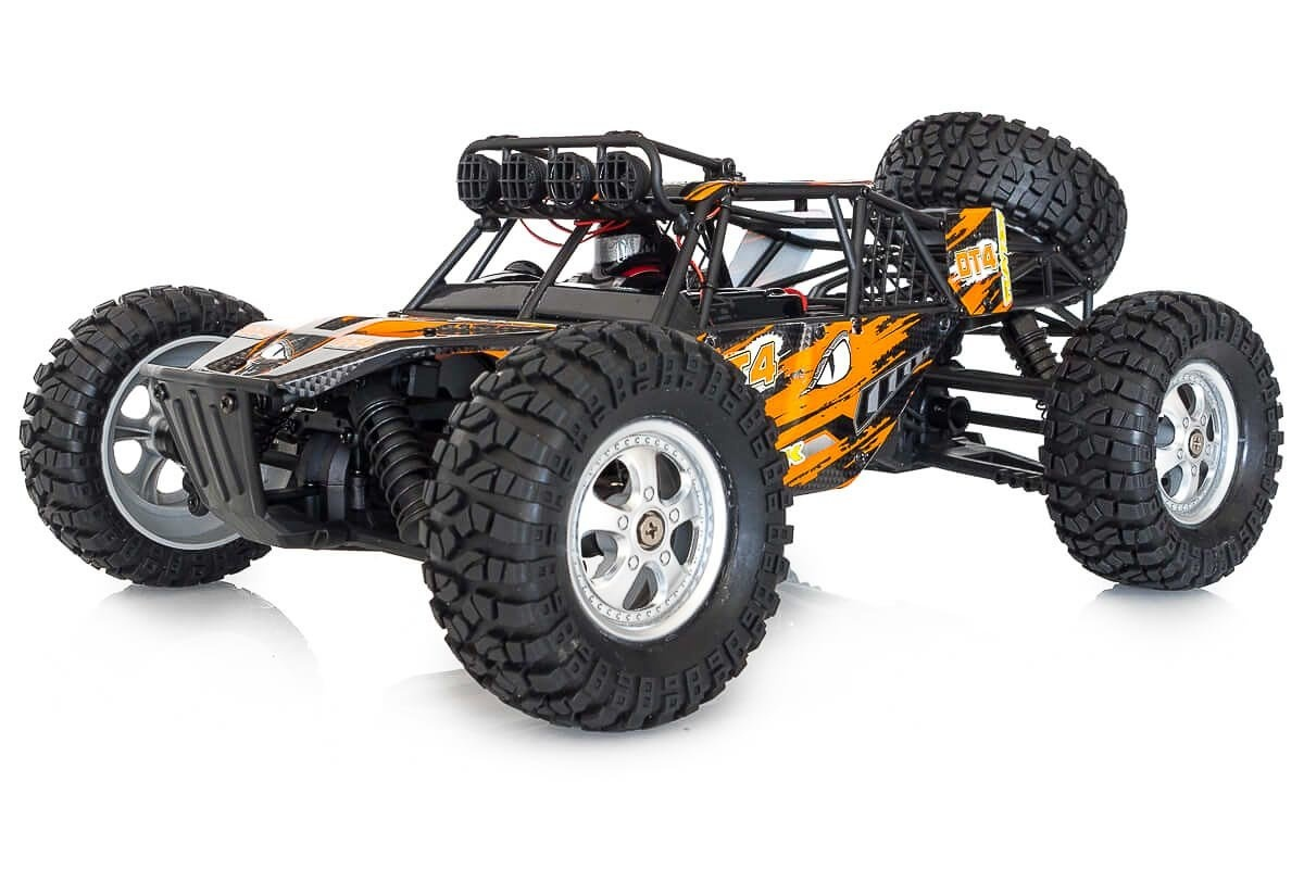 DT4 Desert Truck 4WD EP 1/12 RTR (orange)