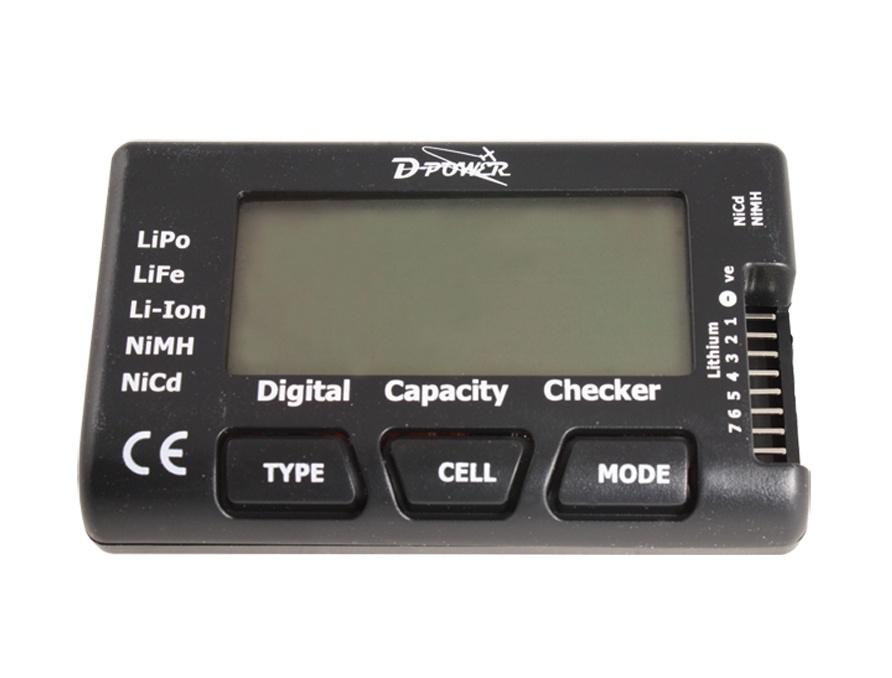 Digital Capacity Checker