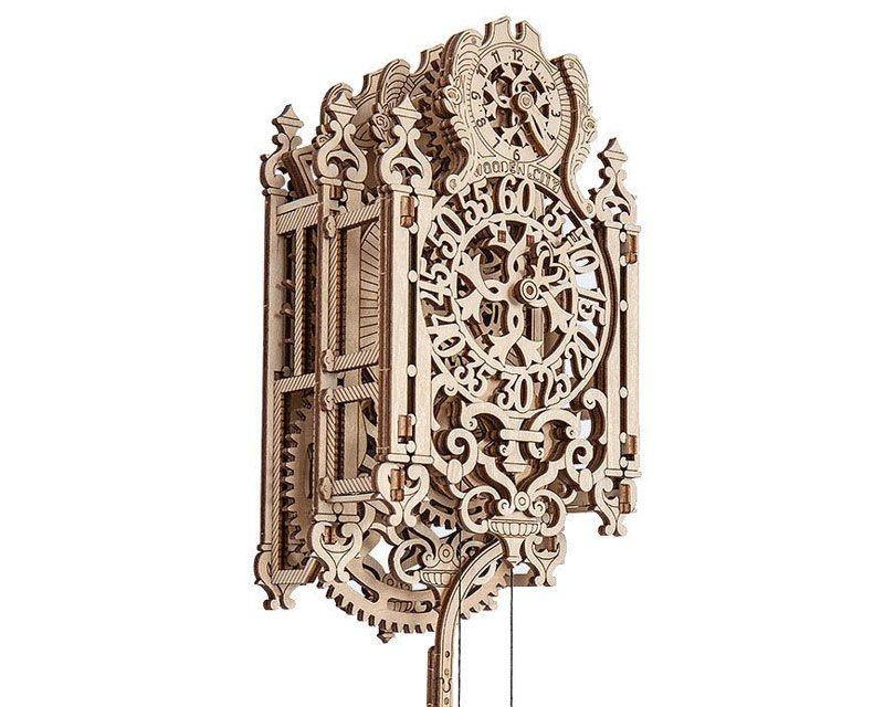 Königliche Uhr 3D-tec Bausatz