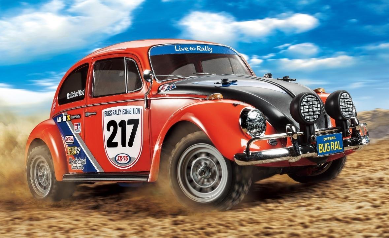 1:10 RC VW Beetle Rally MF-01